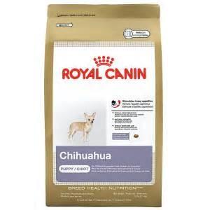 Готовые корма для чихуахуа