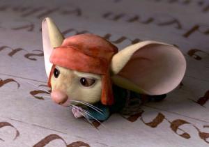 Мультфильм про мышей и крыс