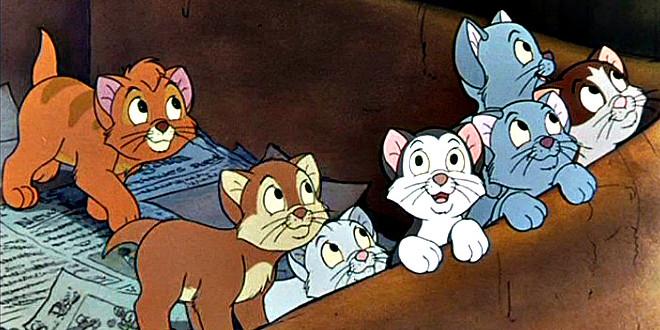 Малышам о малышах — 10 мультиков о котятах
