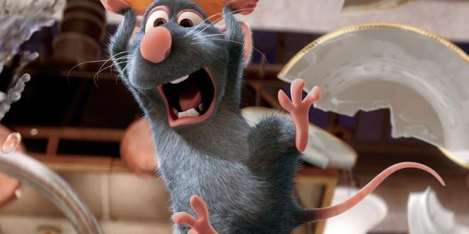 Пятерка мультиков про крыс и мышей