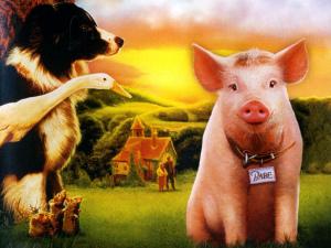 Фильмы с говорящими животными