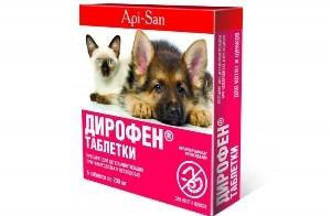 Дирофен для животных